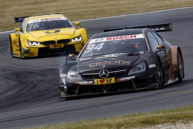 BMW and Mercedes back cancellation of DTM Lausitzring test