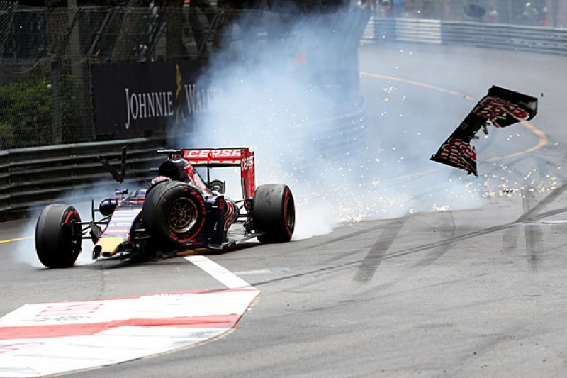Max Verstappen brushes off criticism from F1 rivals after crash