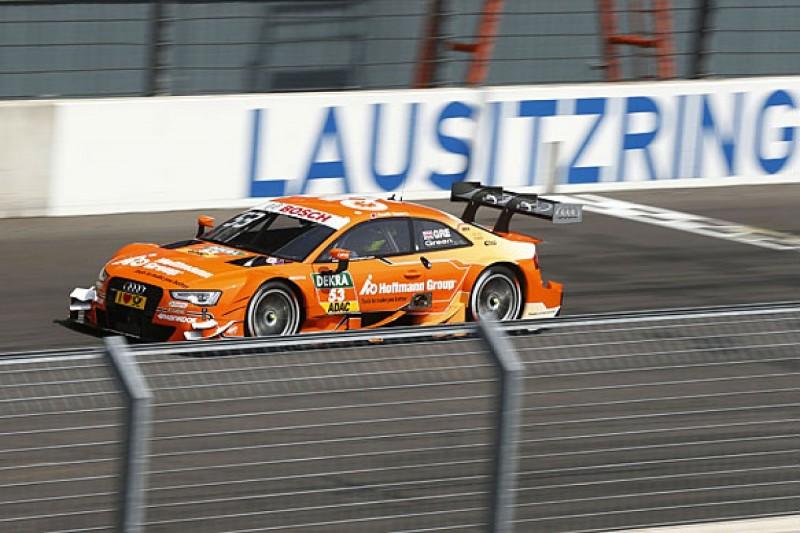 Lausitzring DTM: Jamie Green dominates for Audi in qualifying again