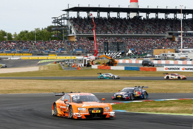 Lausitzring DTM: Jamie Green completes double victory