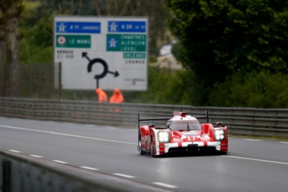 Le Mans 24 Hours test day: Brendon Hartley leads Porsche sweep
