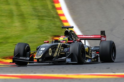Spa FR3.5: Lotus F1 protege Matthieu Vaxiviere takes victory