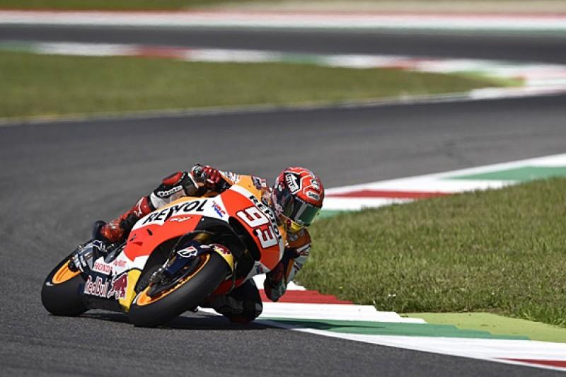 Mugello MotoGP: Marc Marquez cites tyre tactics for poor qualifying