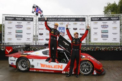 Detroit United SportsCar: Curran/Cameron win for Action Express