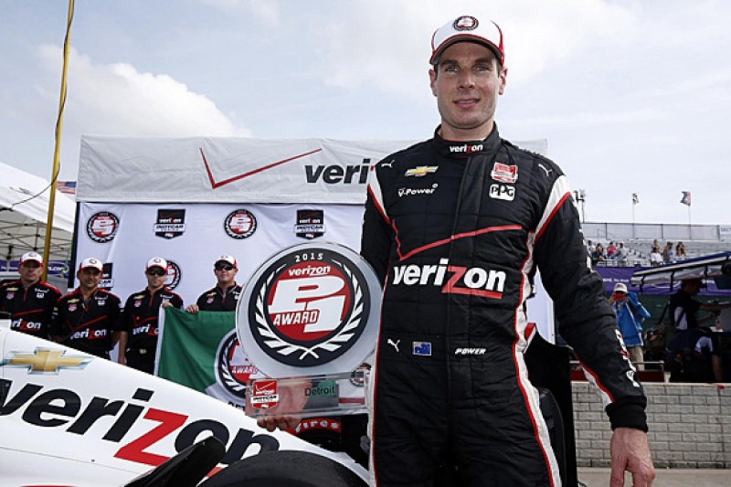 Detroit IndyCar: Will Power on pole as Penske dominates qualifying