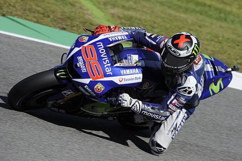 Mugello MotoGP: Lorenzo sets practice pace, Marquez misses Q2 cut