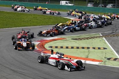 Monza European F3: Felix Rosenqvist fends off Mikkel Jensen for win