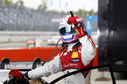 Lausitz DTM: Miguel Molina leads all-Audi top four on Saturday grid