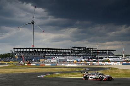 Lausitz DTM: Tom Blomqvist leads practice for BMW