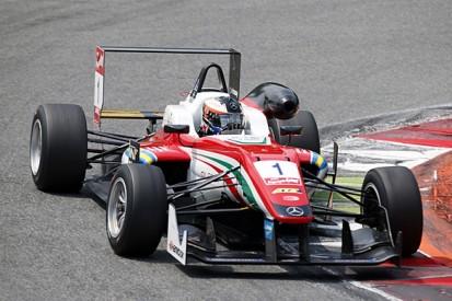 Monza European Formula 3: Felix Rosenqvist leads practice session