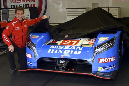 Nissan to run 1990 tribute livery on its third LMP1 car at Le Mans
