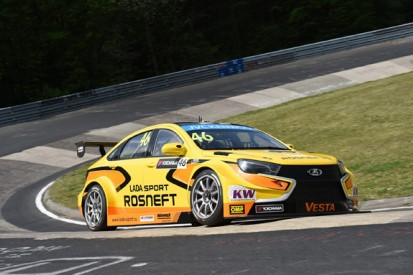 Nick Catsburg joins Lada WTCC line-up for Moscow Raceway round
