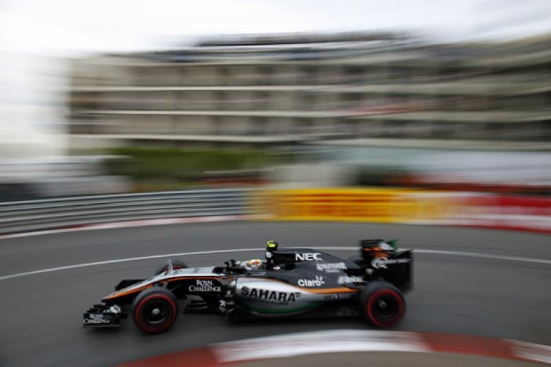 Sergio Perez 'flawless' in Monaco - Force India boss Vijay Mallya