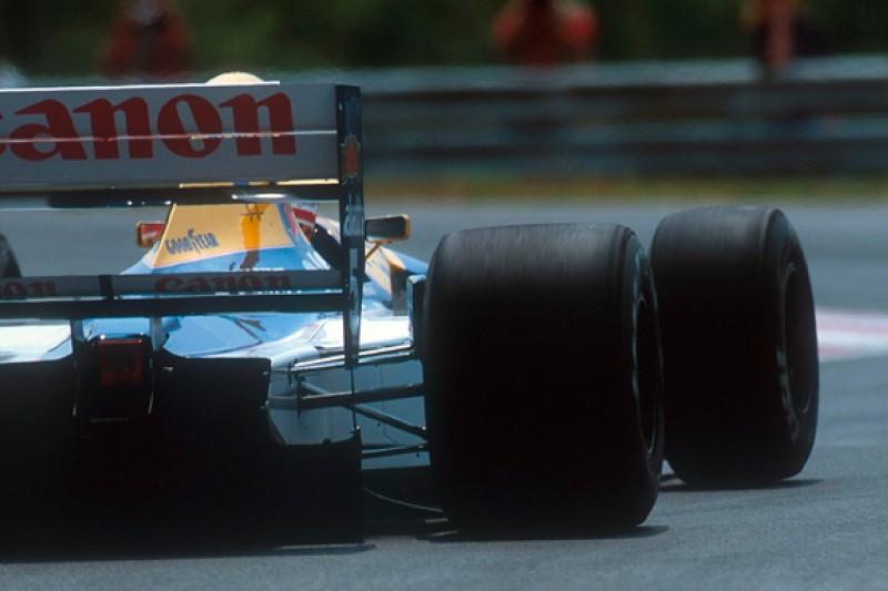 Ricciardo: Return of wider F1 tyres will highlight better drivers