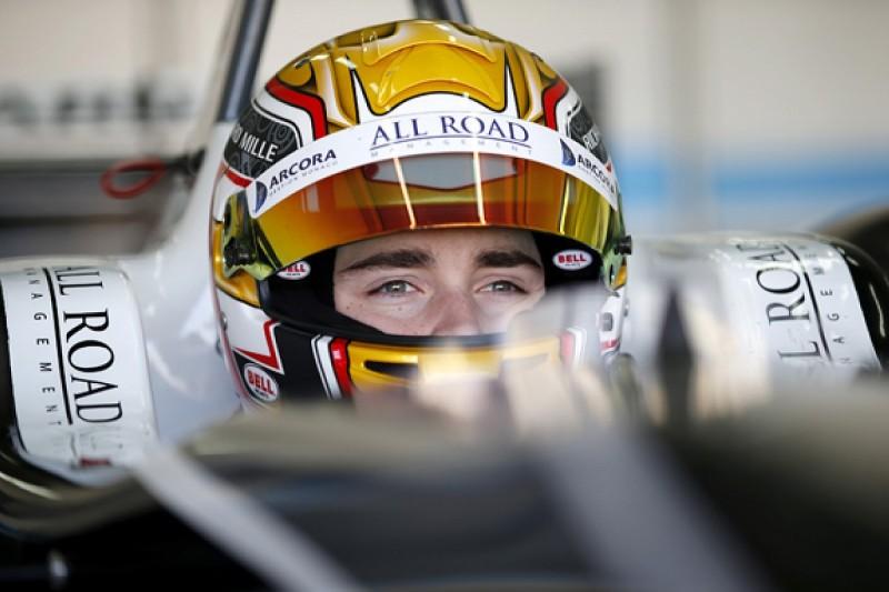 Leclerc and Ferrucci lead the way in Monza European Formula 3 test