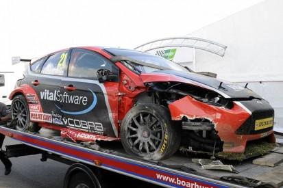 Mike Bushell to make Oulton Park BTCC return with fan funding help