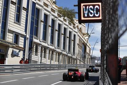 Ferrari junior Raffaele Marciello wants GP2 to review VSC procedure