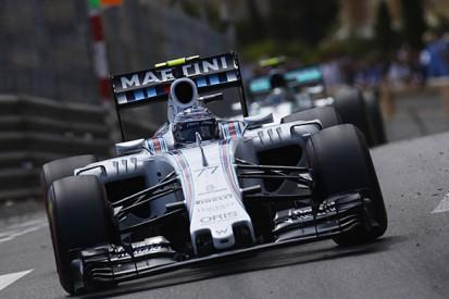Valtteri Bottas: Williams F1 team can't afford slumps like Monaco