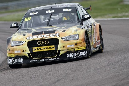 Rob Austin joins Coventry Ring Road demo event with BTCC Audi
