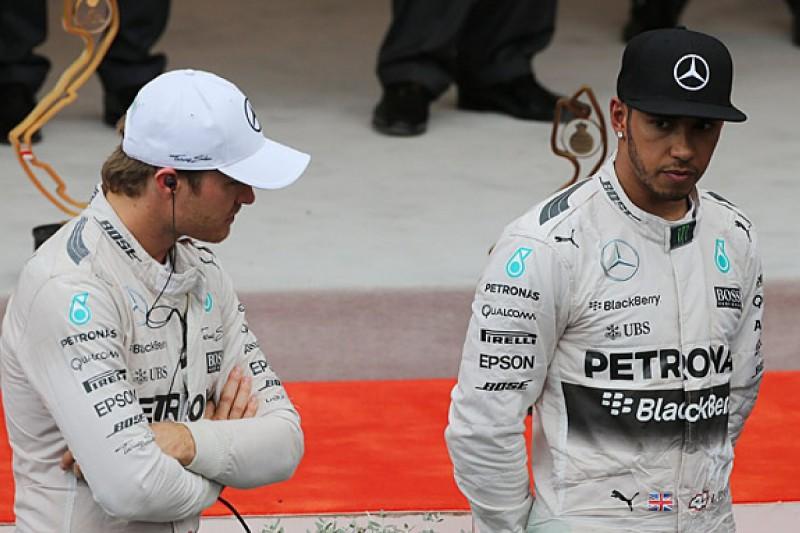 Mercedes F1 team apologises to Lewis Hamilton for Monaco GP error