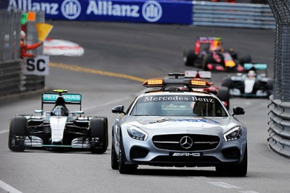 Monaco GP winner Nico Rosberg surprised by Lewis Hamilton pitstop