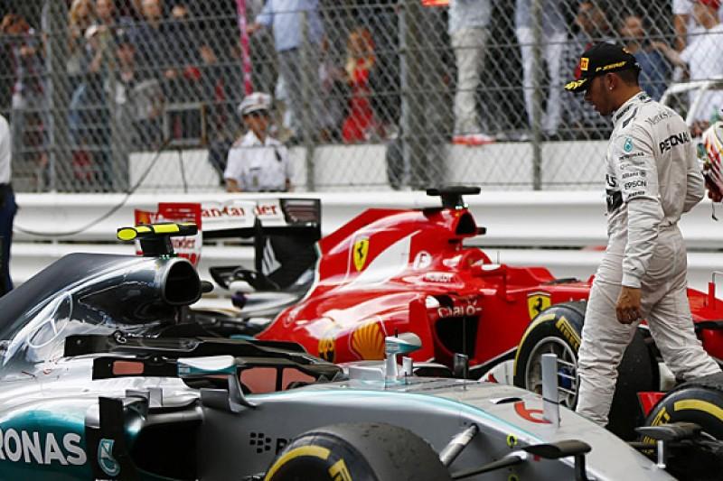 Lauda says Mercedes F1 team over-reacted with Hamilton in Monaco