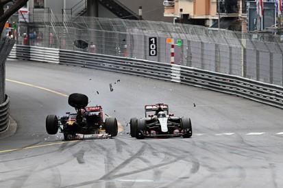 Felipe Massa calls Max Verstappen's Monaco GP driving 'dangerous'