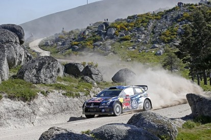 Rally Portugal: Jari-Matti Latvala holds off Sebastien Ogier to win