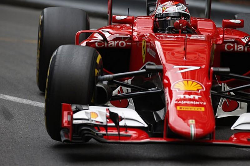 Kimi Raikkonen says Daniel Ricciardo deserved penalty in Monaco GP