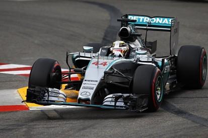 Lewis Hamilton takes Monaco GP Formula 1 pole for first time