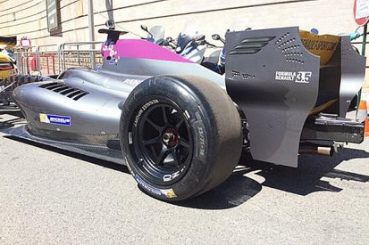 """Michelin says 13-inch Formula 1 wheels are """"in the past"""""""