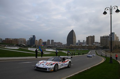 Baku F1 organisers close to submitting track layout to FIA