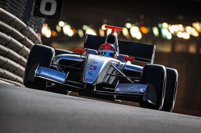 Monaco Formula Renault 3.5: Jazeman Jaafar leads Fortec front row