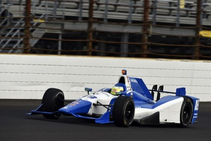 Dale Coyne Racing's Carlos Huertas ruled out of Indianapolis 500
