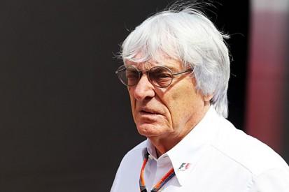 Bernie Ecclestone reveals his plans for Formula 1 customer cars