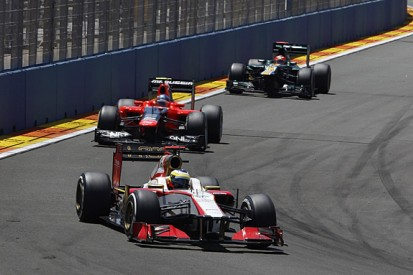 Haas team learning from mistakes of other recent F1 entrants