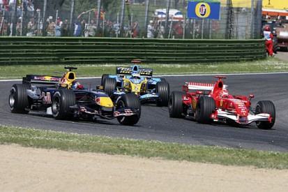 Red Bull, Toro Rosso F1 team bosses against Alonso's tyre war hope
