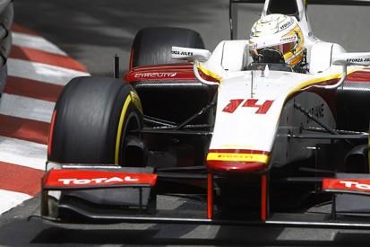 Monaco GP2: Arthur Pic fastest in free practice