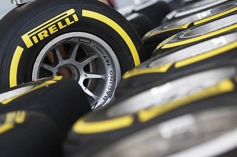 FIA opens 2017-2019 Formula 1 tyre tender process