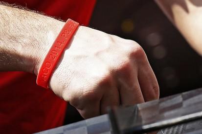 Manor Formula 1 team creates Jules Bianchi tribute wristbands