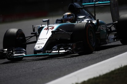 Mercedes' Hamilton expects to stay in Formula 1 beyond 2018