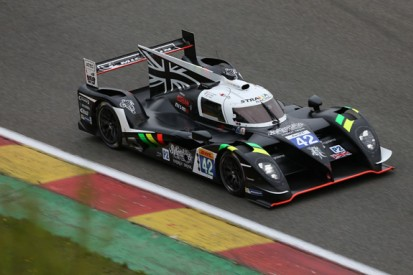 LMP2 squad Strakka Racing switches to Dunlop tyres before Le Mans
