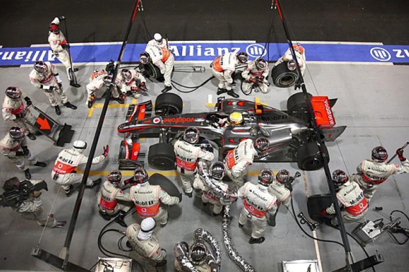 Formula 1 drivers back plan for 2017 refuelling return