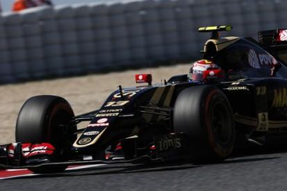 Lotus F1 Team's Pastor Maldonado eyeing first 2015 points in Monaco
