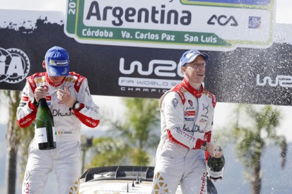 Citroen's Meeke now wants straight fight with WRC champion Ogier