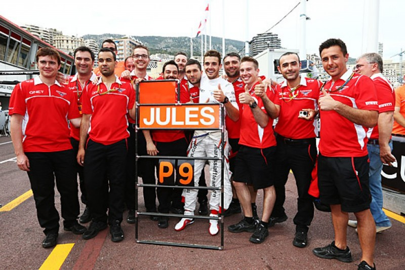 Manor F1 team returns to Monaco GP with thoughts on Jules Bianchi