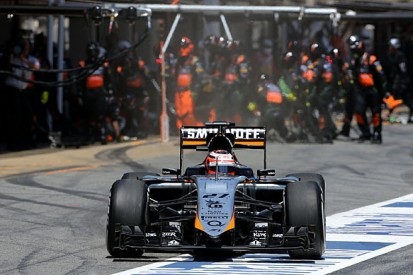 Force India F1 team counting on luck in Monaco Grand Prix