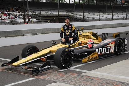 James Hinchcliffe has leg surgery after Indy 500 practice crash