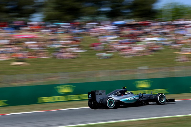 Strategy Group's plans would make fastest F1 cars ever - Toto Wolff