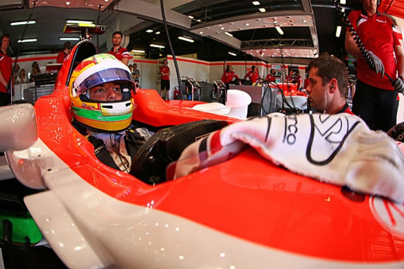 Roberto Merhi set to keep Manor F1 seat for Monaco Grand Prix